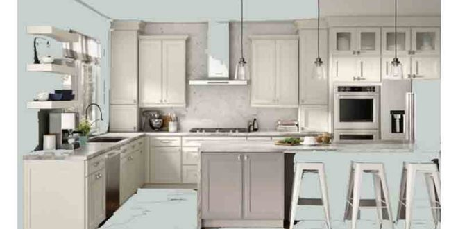 How much does a new kitchen cost Cooking Cabinet Buying ...