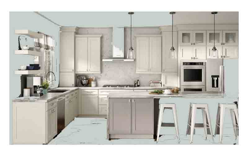 How Much Does A New Kitchen Cost Cooking Cabinet Buying