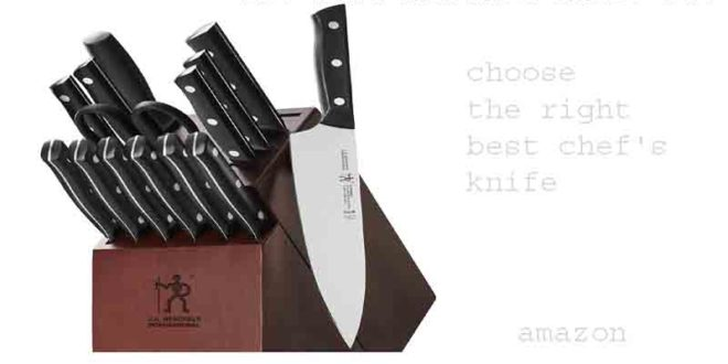 best kitchen knife set image