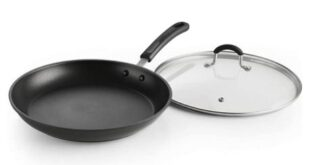 non stick pan oven image