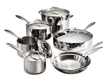 best brand of stainless steel cookware image