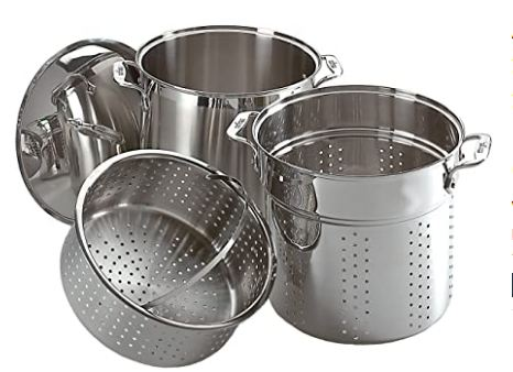 best stainless steel cookware set image