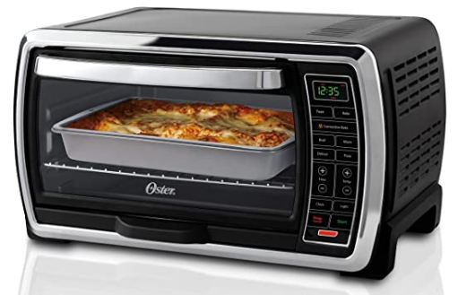 chicken toaster oven image