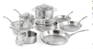 cuisinart stainless steel cookware image