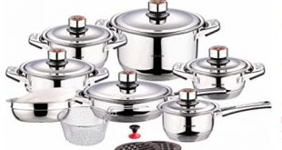 is stainless steel cookware safe image