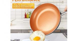 non stick frying pan large image
