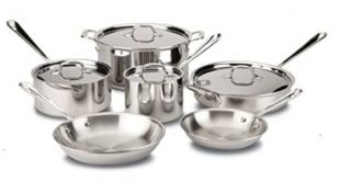 safest stainless steel cookware image
