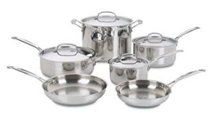 stainless steel cookware cuisinart image