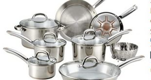 stainless steel cookware image