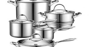 the best stainless steel cookware image