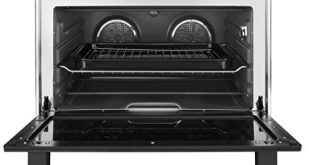 walmart toaster oven black and decker image