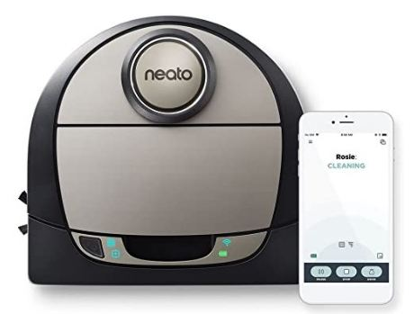 best robot vacuum cleaner and mop image