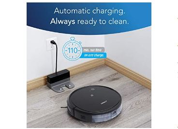 best robot vacuum cleaner for carpet image