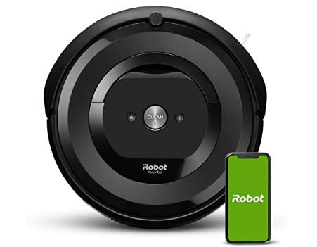 black friday robot vacuum cleaner image