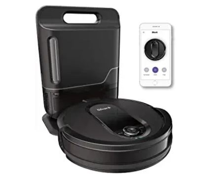 review of robot vacuum cleaner image