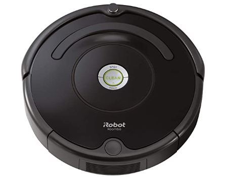 robot vacuum cleaner black friday image