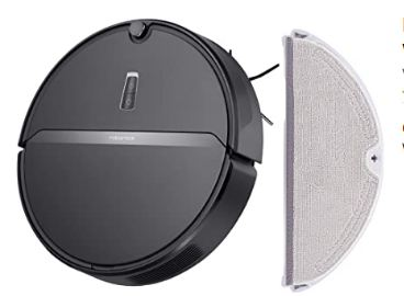 best robot vacuum cleaner for pet hair image