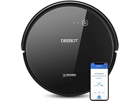 cheap robot vacuum cleaner image