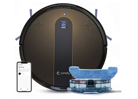 cheapest robot vacuum cleaner image