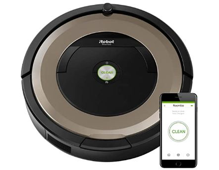 robot vacuum cleaner cheap image