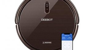 robot vacuum cleaner on carpet image