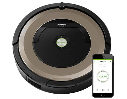 robot vacuum cleaner usa image