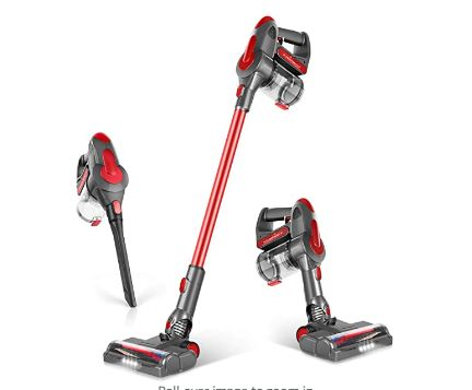 vacuum cleaners reviews image