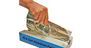 is aluminum foil recyclable image