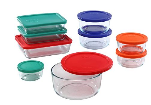 Food storage containers image